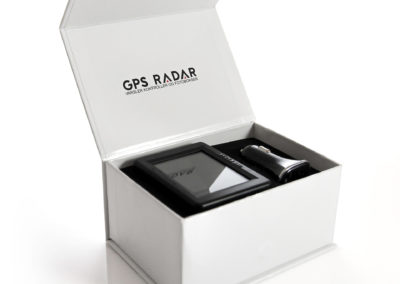 GPS Radar packaging