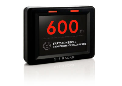 GPS Radar unit